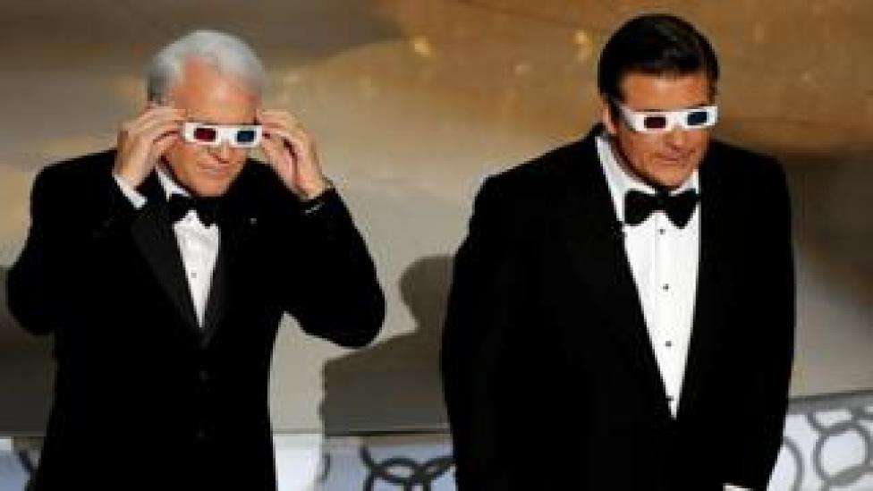Steve Martin and Alec Baldwin host the Oscars