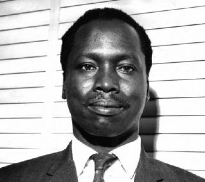 Daniel arap Moi, as the Vice-President and Interior Minister of Kenya in 1967