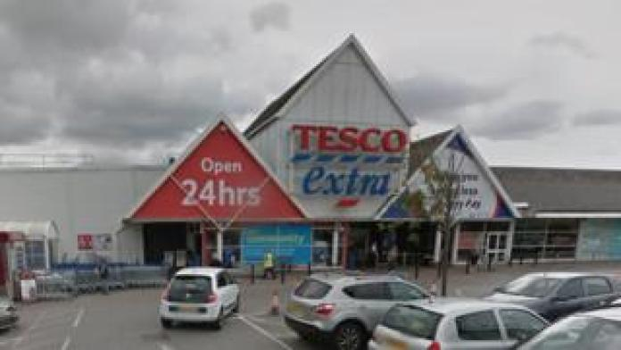 Tesco Baguley