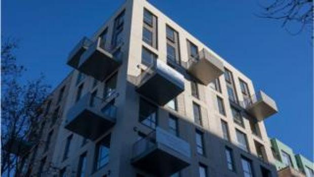 New build flats