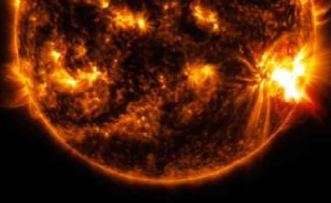 Solar Storm Evidence Found Of Huge Eruption From Sun