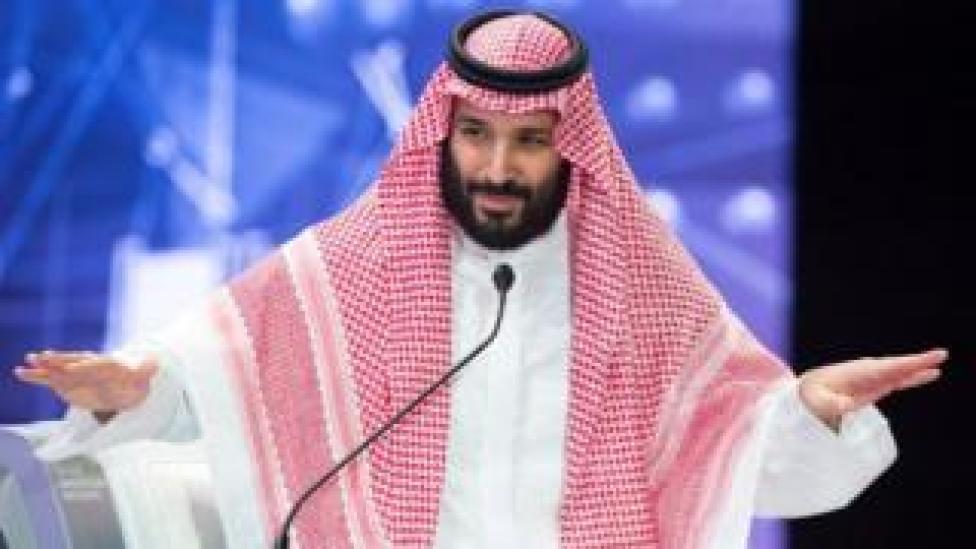 Saudi Crown Prince Mohammed bin Salman. Photo: October 2018