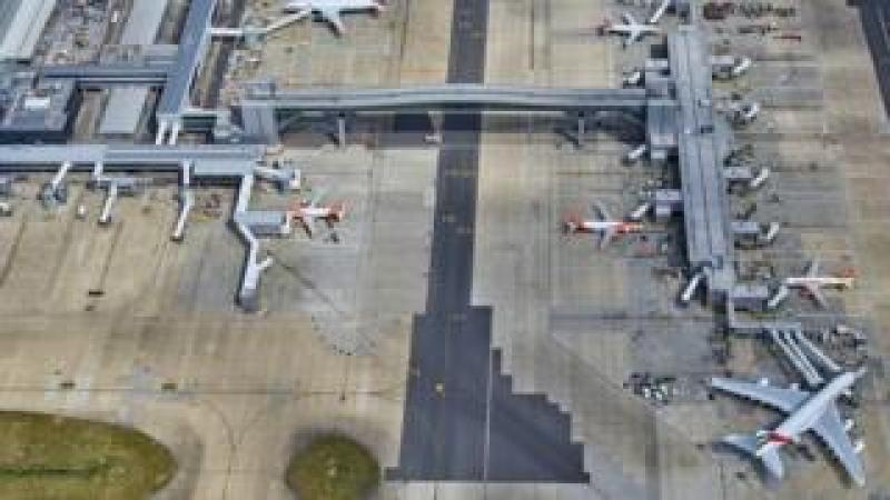 Gatwick Airport Pier 6