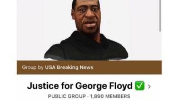Suspect Facebook group