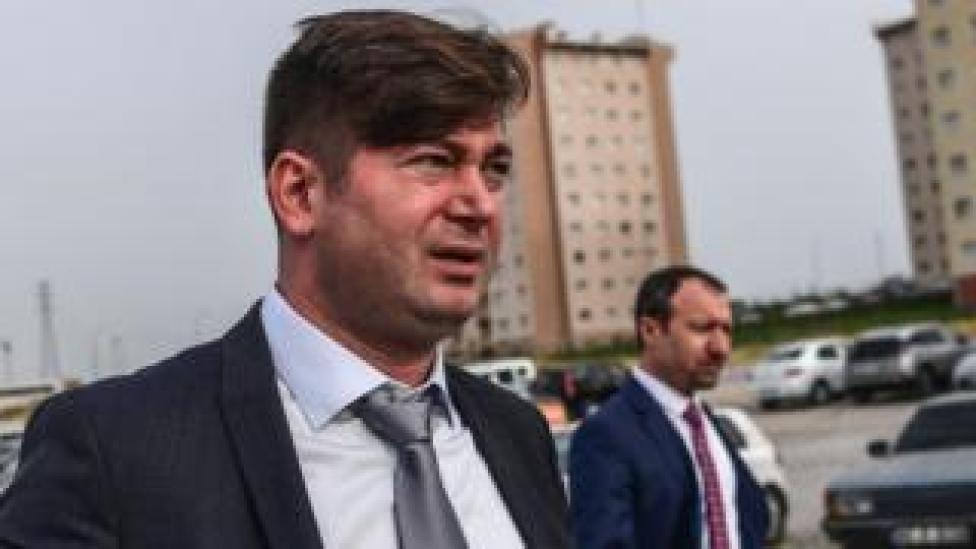 Avukatı İsmail Cem Halavurt