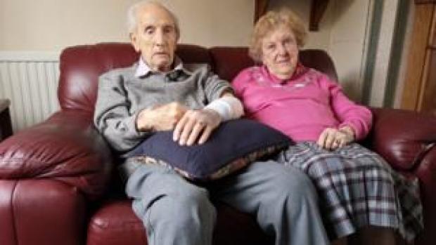John and Joan Cox