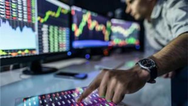 Financial markets image