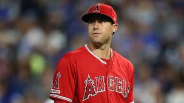 Tyler Skaggs was found dead on 1 July at a hotel in Texas