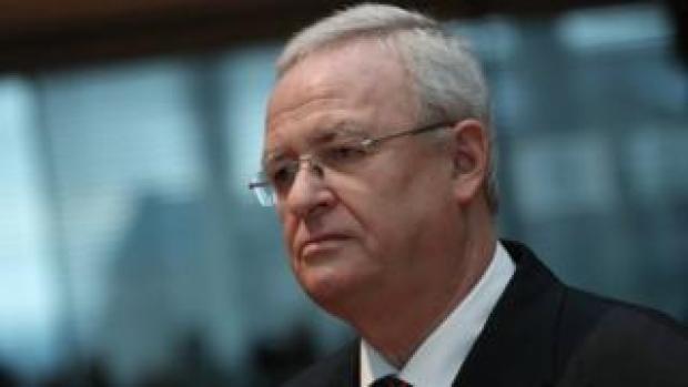 Martin Winterkorn, former CEO of VW