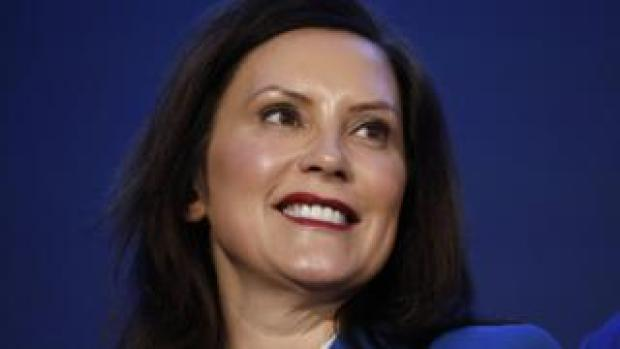 Mrs Whitmer's coronavirus executive orders led to controversy in Michigan