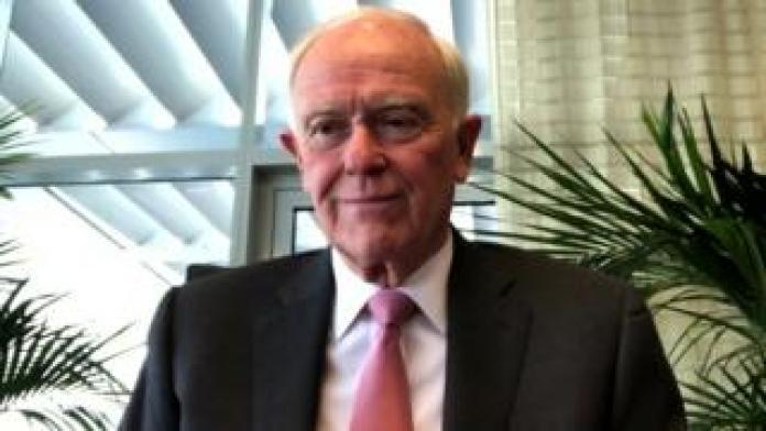 Emirates president Sir Tim Clark