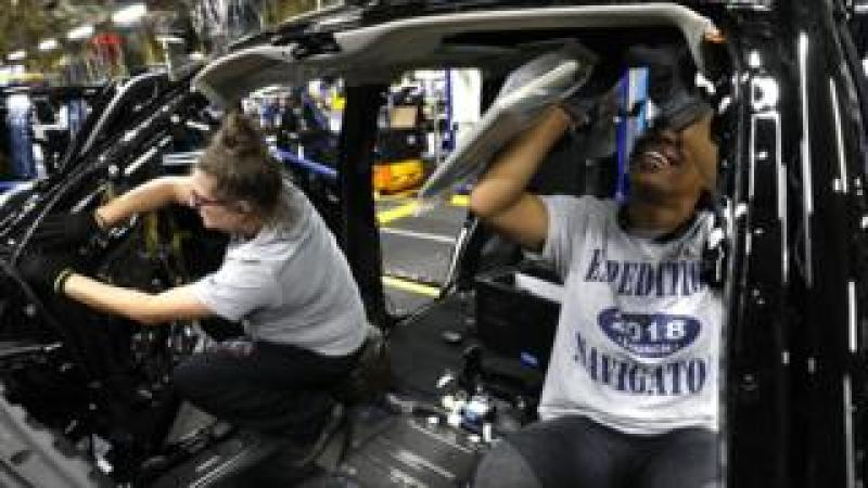 Ford workers