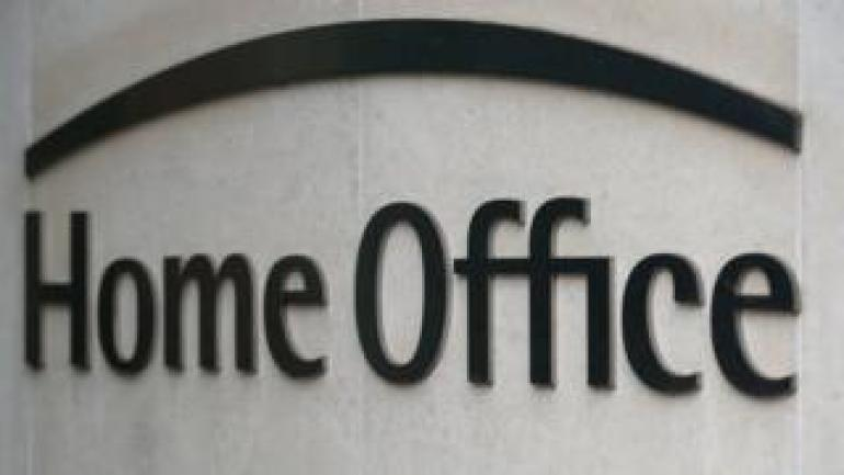The Home Office in Westminster
