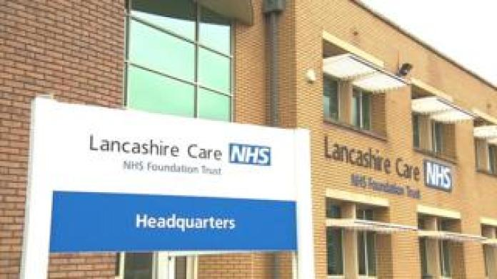 NHS Trust Headquarters Lancashire Care