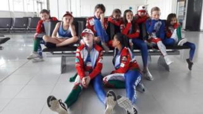 The team at Birmingham Airport