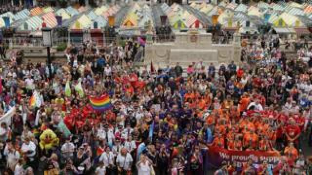 Organisations at Norwich Pride