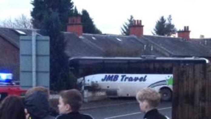Busabsturz