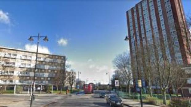 Tottenham High Road, London