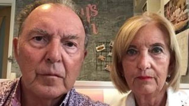 Margaret and Gordon Minto