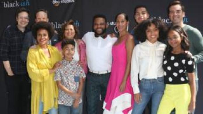 Cast of Black-ish