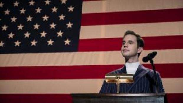 Ben Platt as Peyton Hobart in The Politician