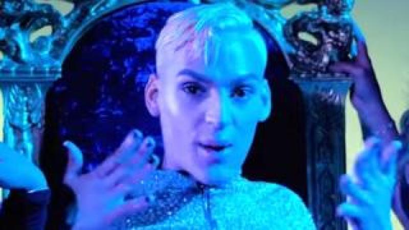 Musician Kevin Fret in a music video posted on his YouTube channel
