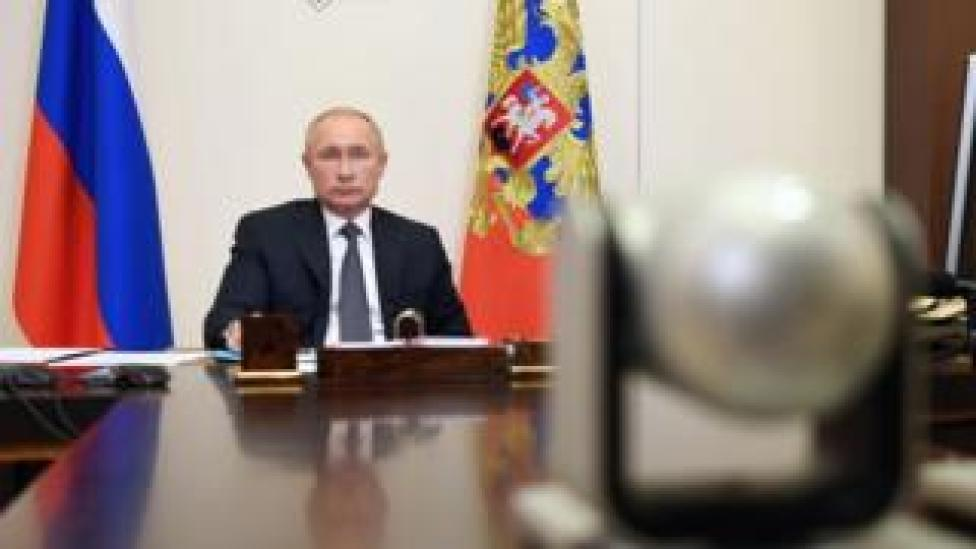 trump Vladimir Putin