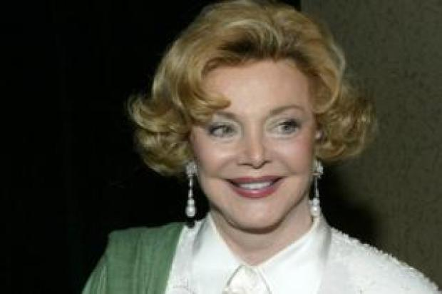 Barbara Sinatra at the Seventh Annual Rick Weiss Humanitarian Award Gala at the Westin Mission Hills Resort on April 9, 2005.