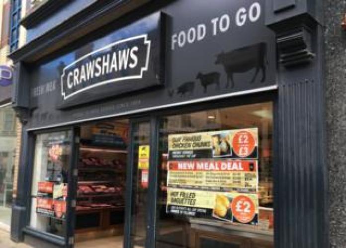 Crawshaw's shop