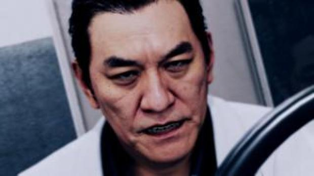 Yakuza boss Kyohei Hamura in Judgment
