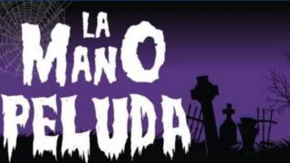 Logo of La Mano Peluda or Hairy Hand
