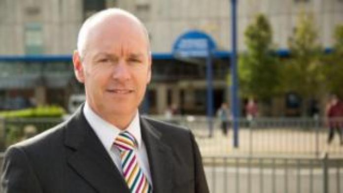 Adrian Byrne, chief information officer at University Hospital Southampton NHS Foundation Trust (UHSFT)
