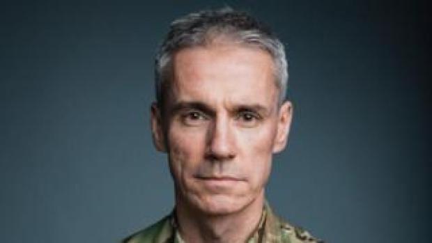 Lt Col Craig Palmer