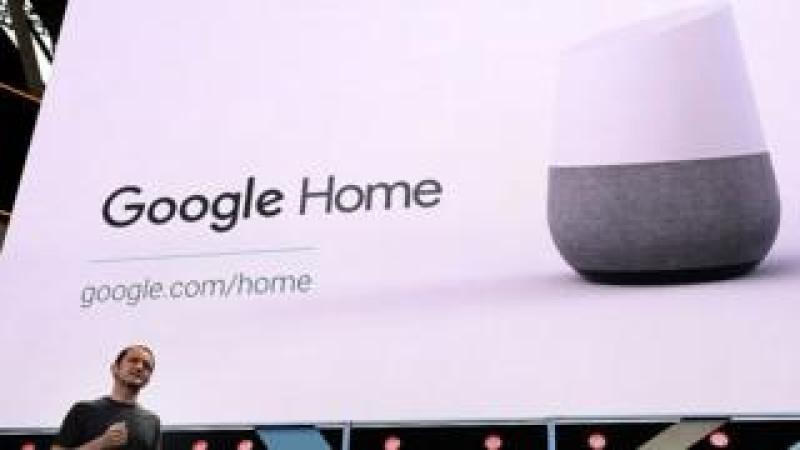 Launch of Google Home devices