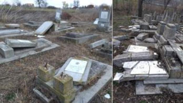 Husi cemetery