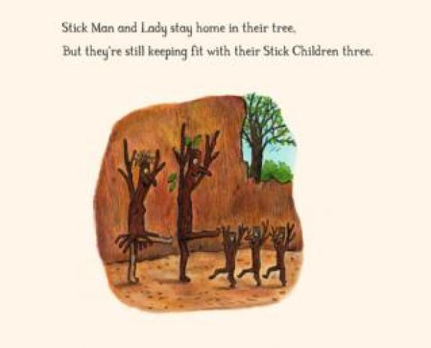 Image from The Stickman
