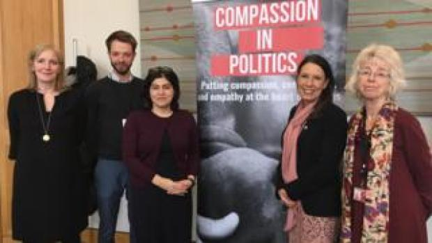 Compassion in Politics group