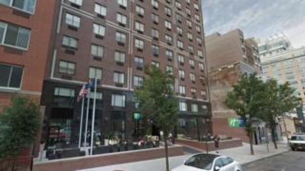 Holiday Inn Express hotel, New York