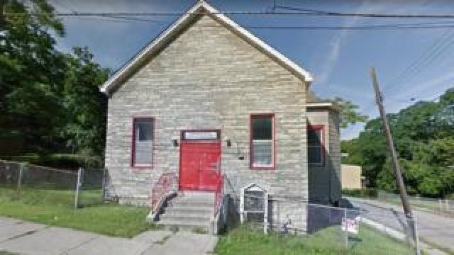 a Pittsburgh church