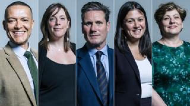 Labour leadership candidates so far