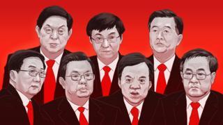 中共十九大:誰會躋身政治局常委? - BBC News 中文