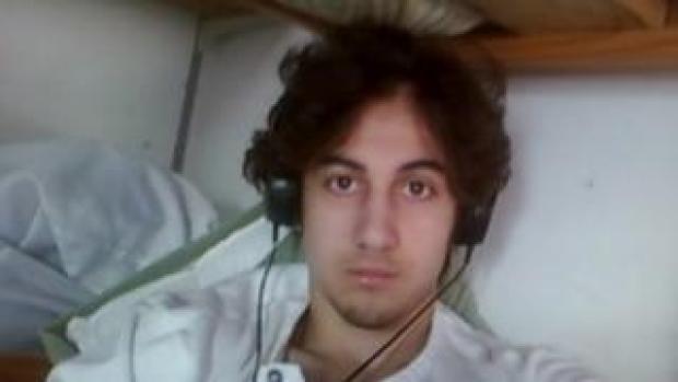 Dzhokhar Tsarnaev. File photo