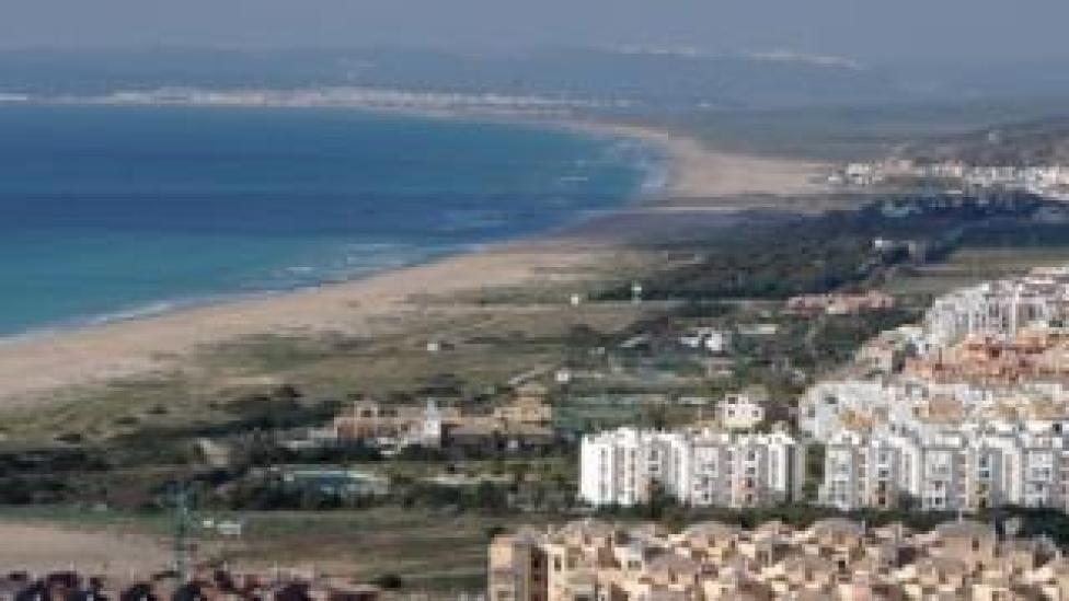 Beach at Zahara de los Atunes