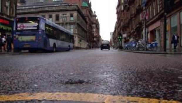 Hope Street, Glasgow