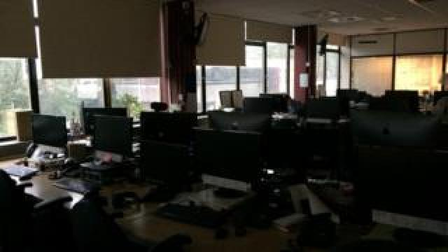 BBC Wales office