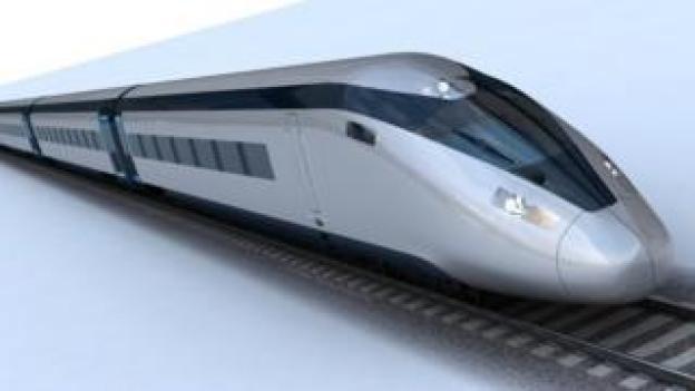 Possible HS2 train design