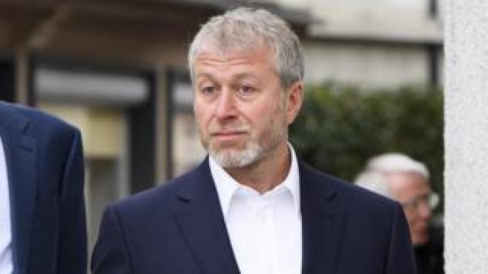 NEWS Roman Abramovich arrives for at the District Court of Sarine in Freiburg, Switzerland, 02 May 2018