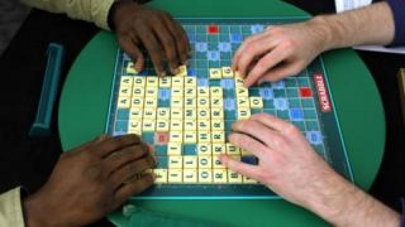 Scrabble players (file picture)