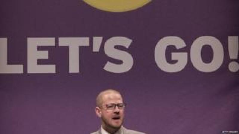 Paul Oakden at UKIP's 2016 Spring conference