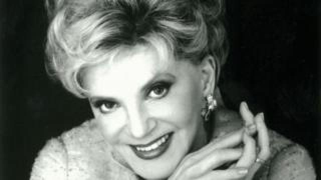 Judith Krantz pictured in 2000